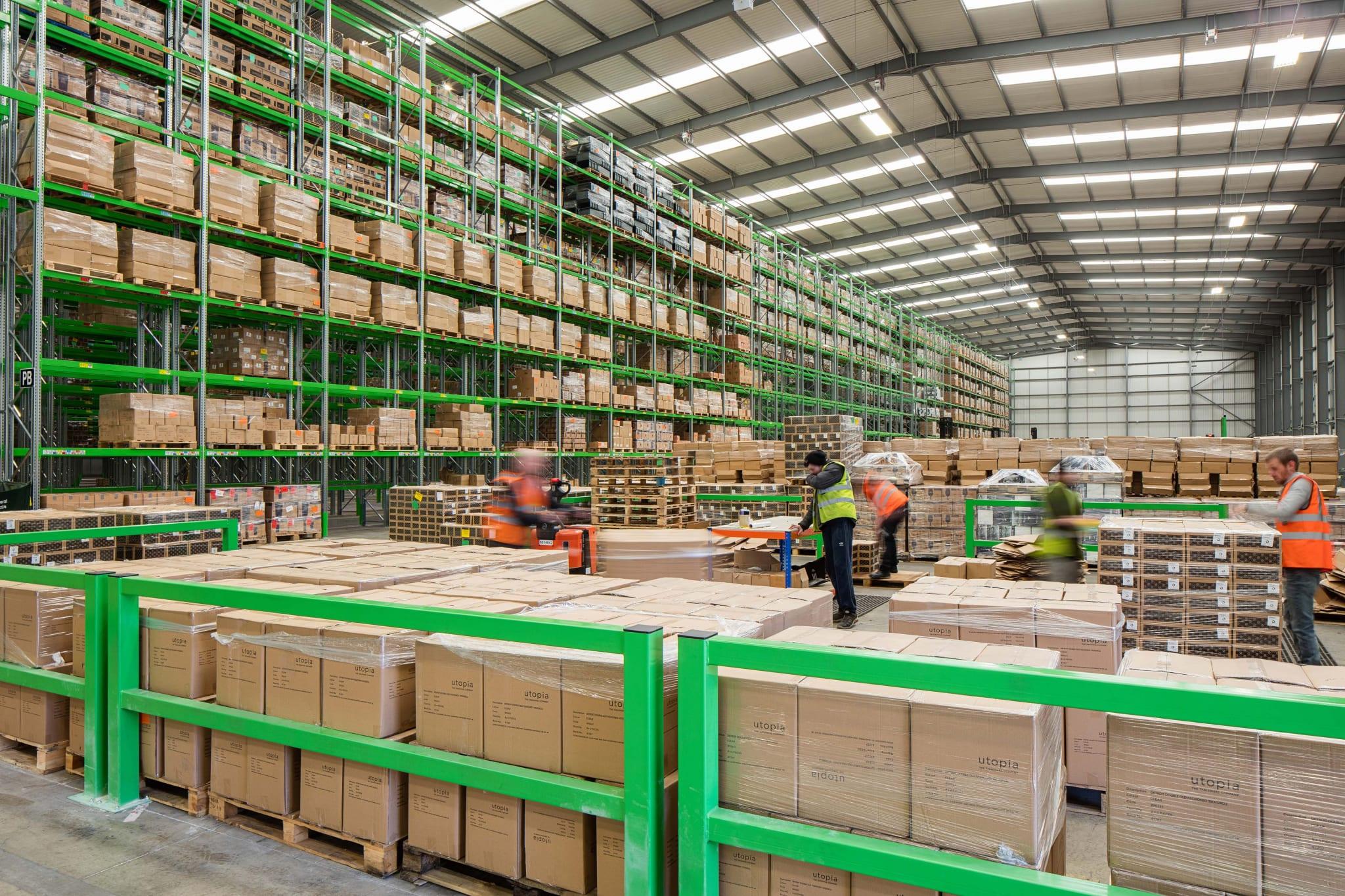 Utopia warehouse