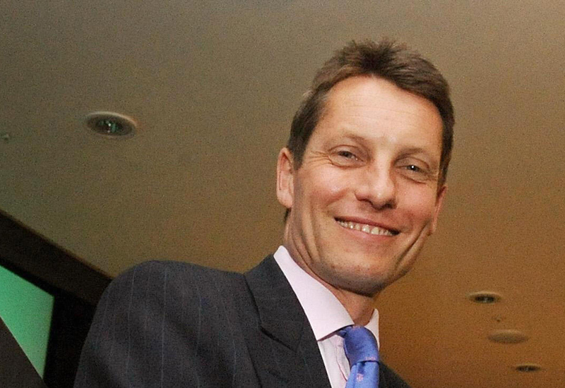 Andy Hornby, CEO