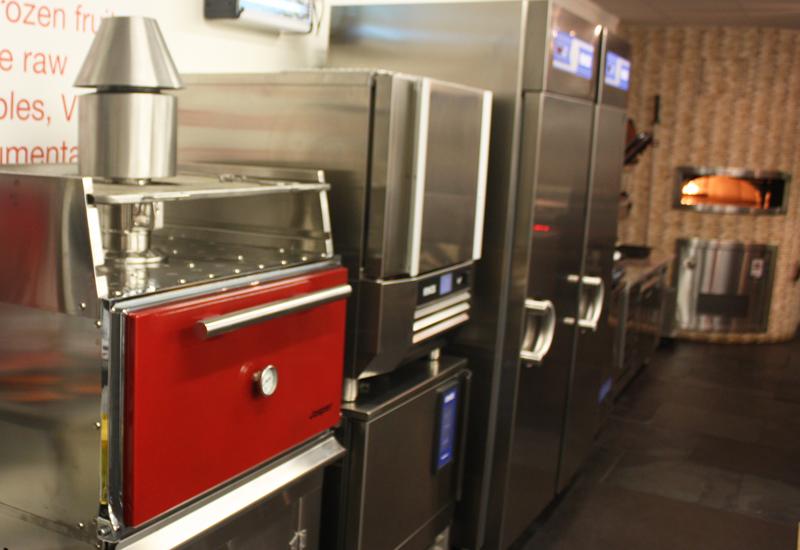 Jestic demo kitchen