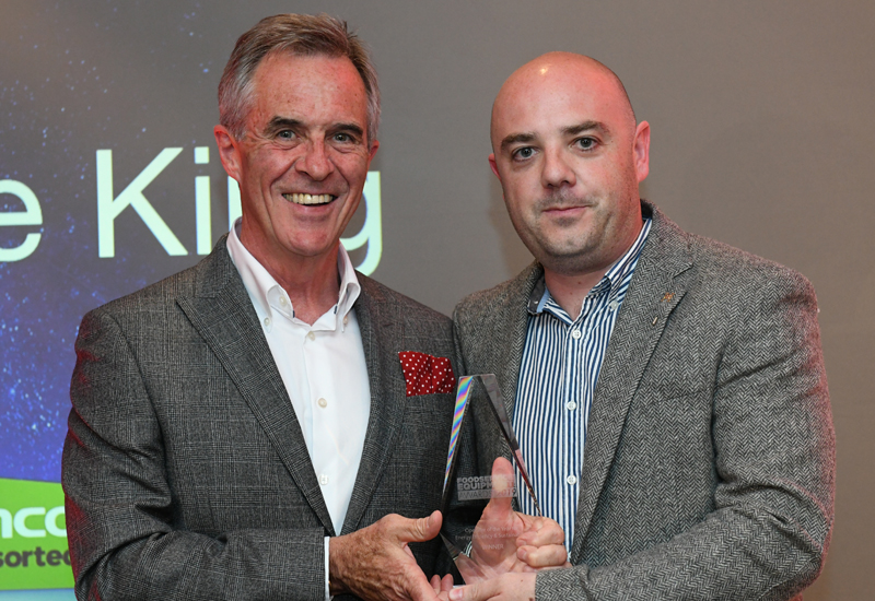 Operator of the Year for Energy Efficiency & Sustainability 2019