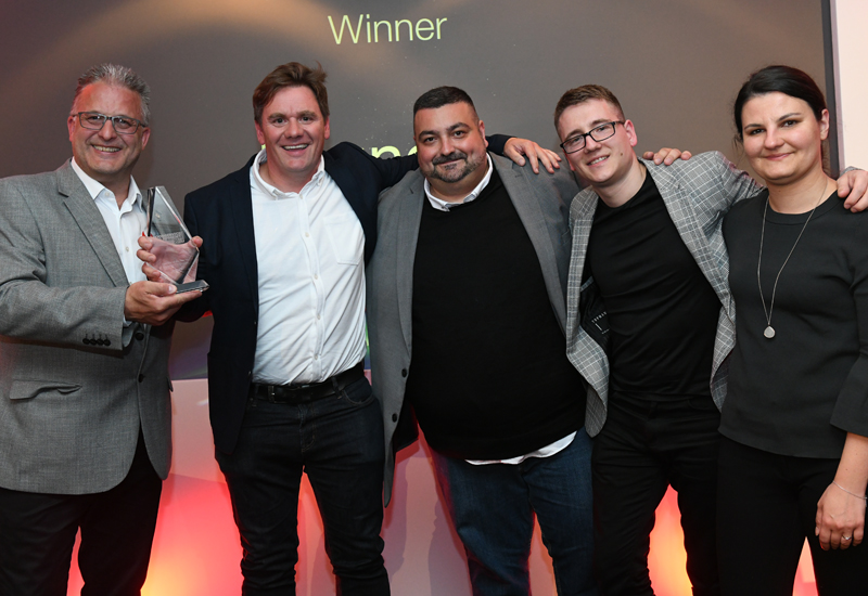 Operator of the Year for Equipment Innovation 2019