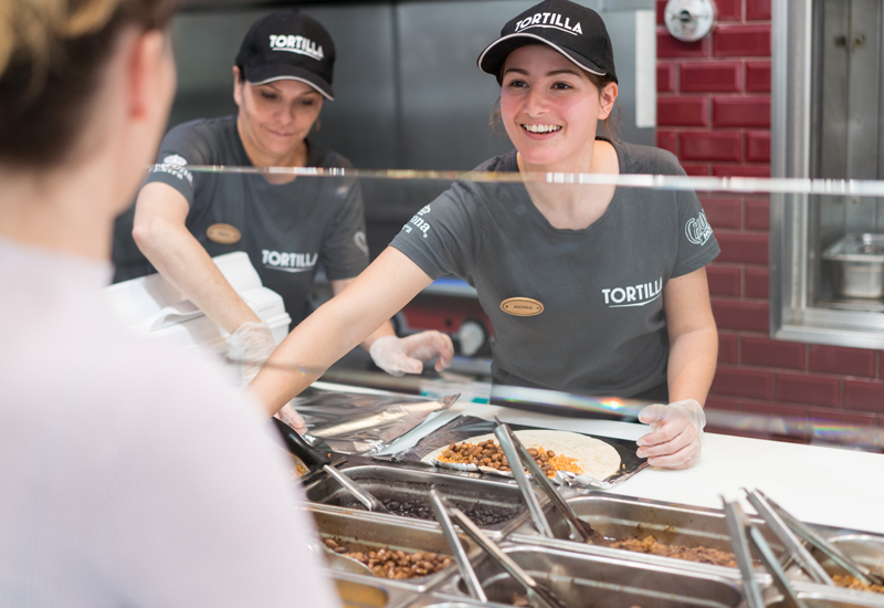 Tortilla apprenticeship programme