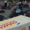 Burger King Traffic Jam Whopper