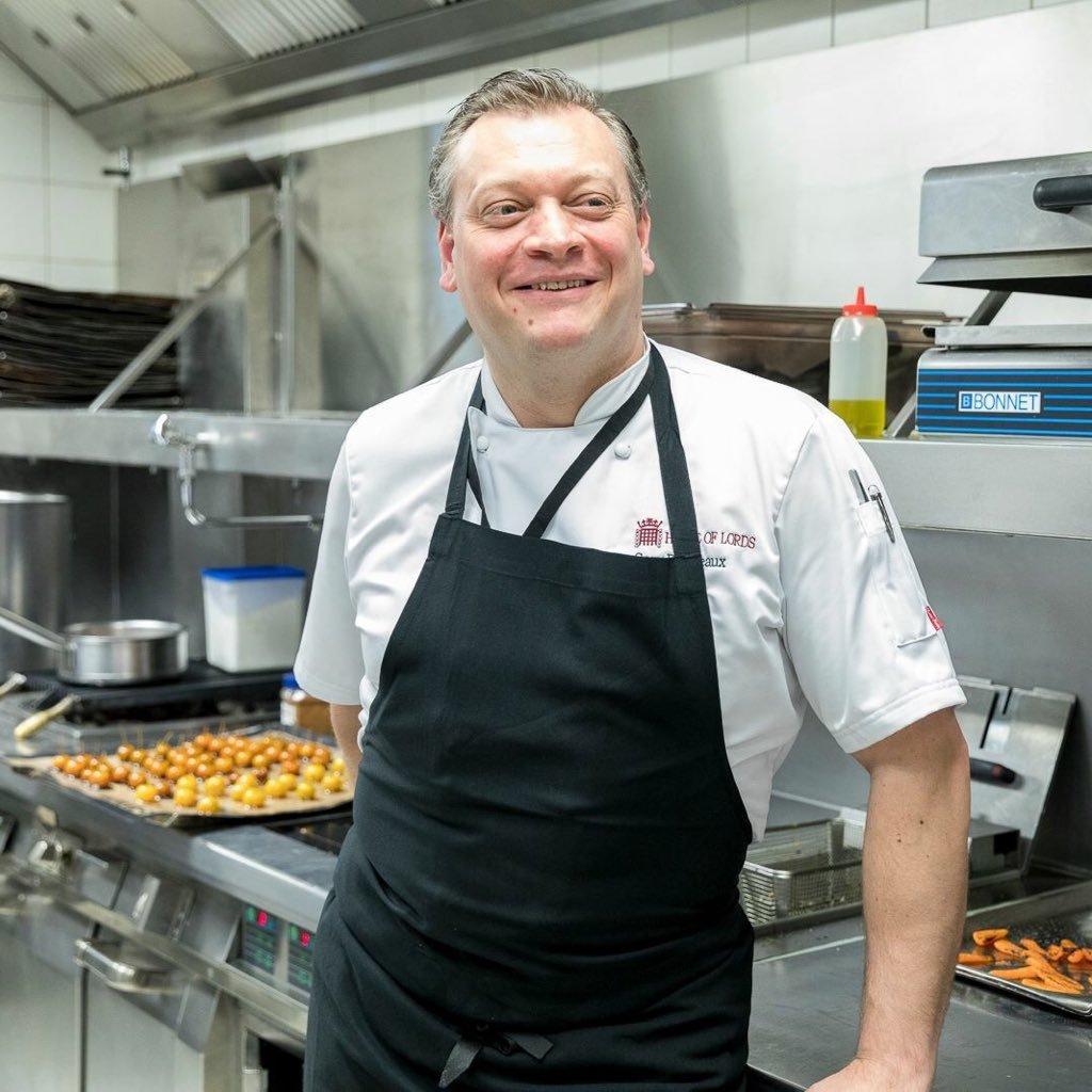 Gary Devereaux, executive chef