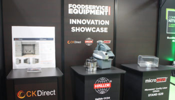 FEJ Innovation Showcase at Commercial Kitchen 2019