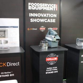 FEJ Innovation Showcase at Commercial Kitchen 2019