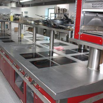 Chertsey development kitchen