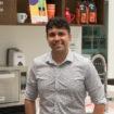 Julian Urrutia, catering manager, Artizian
