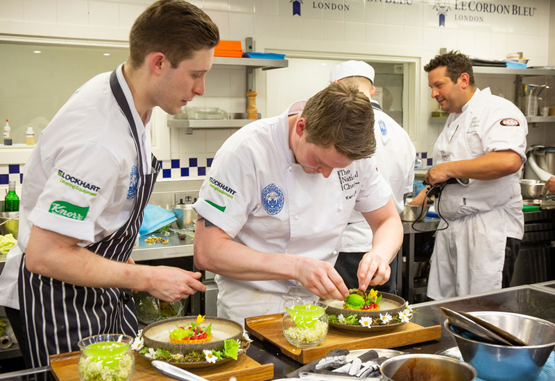 National Chef of the Year, The Restaurant Show