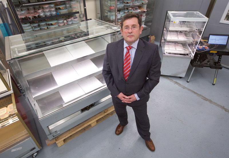 Phil Williams, managing director