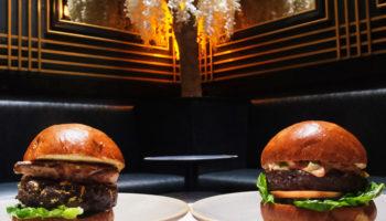 Tramp 24k gold burger