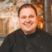 Seamus O'Donnell, executive chef