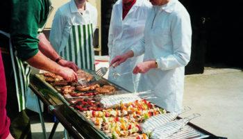 Cinders Barbecues
