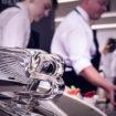 Bentley showroom induction kitchen 1