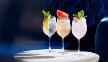 Darwin & Wallace cocktails