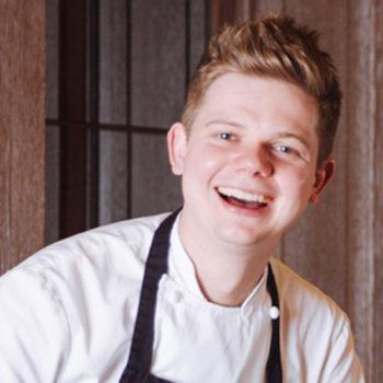Tom Booton, head chef, The Dorchester