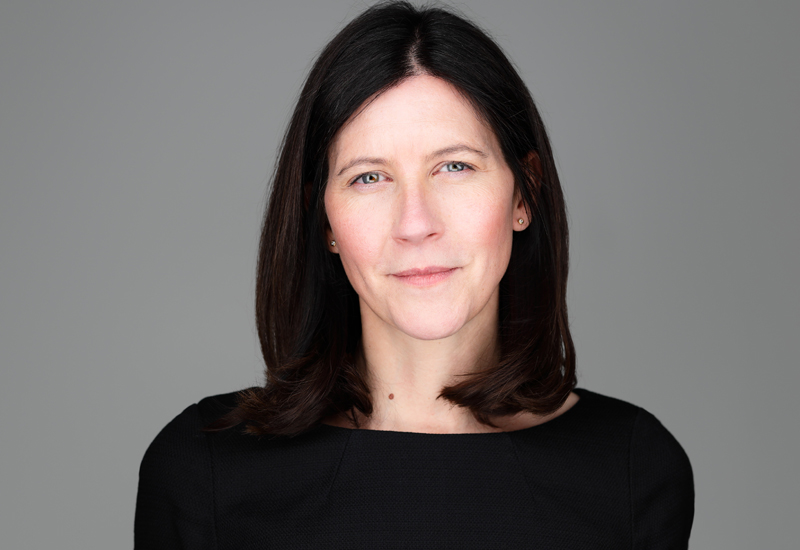 Kate Stein, global technical director