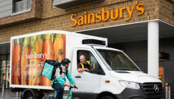 Sainsbury's pizza delivery