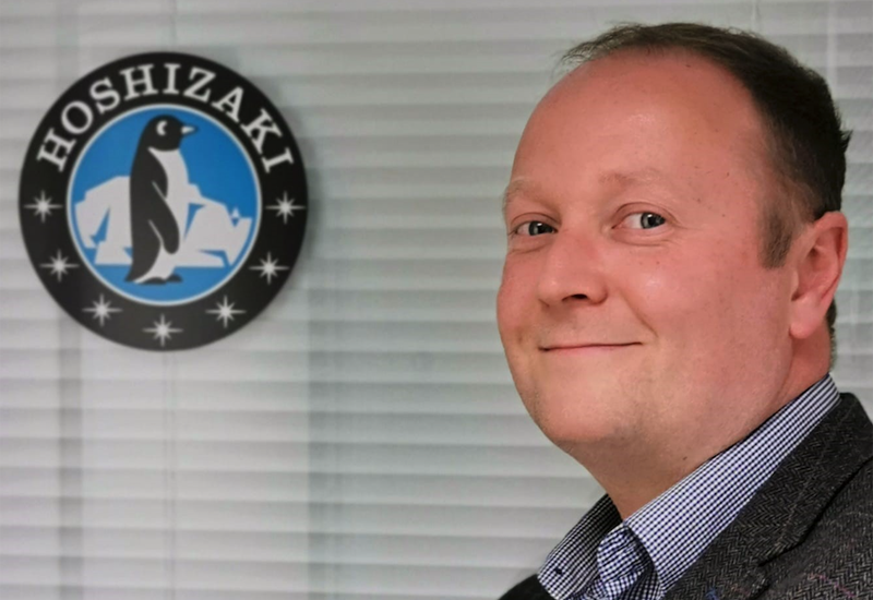 Chris Currie, account manager for the north-west