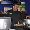 Cyrus Todiwala with Panasonic rice cookers