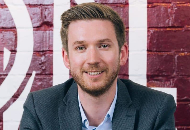 Guy Meakin, food & coffee director