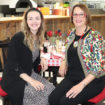Jenna Lewis, commercial director, and Linda Lewis, founder