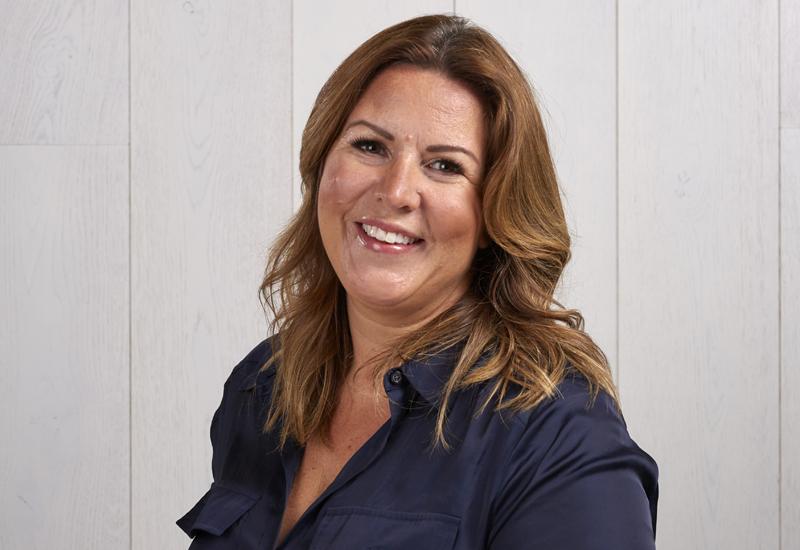 Clare Clough, UK managing director