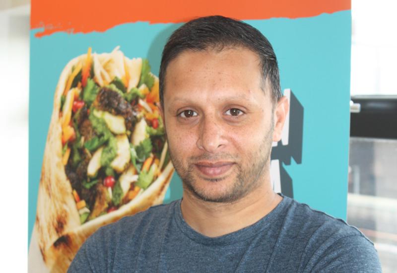 Tayub Mushtaq, managing director 1