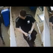 CCTV Sheffield catering equipment theft