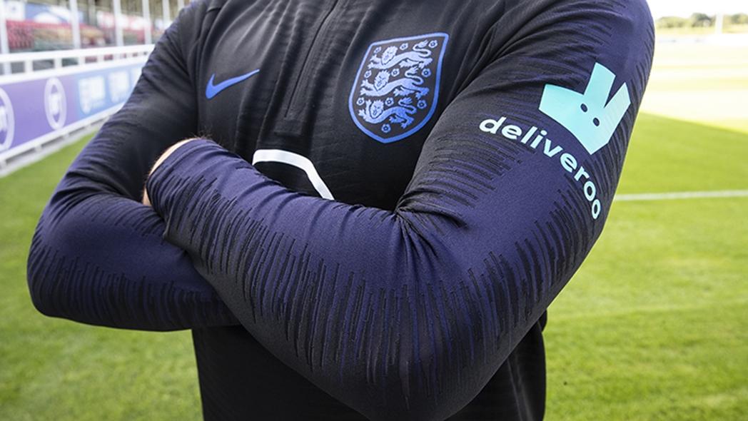 Deliveroo The FA partnership