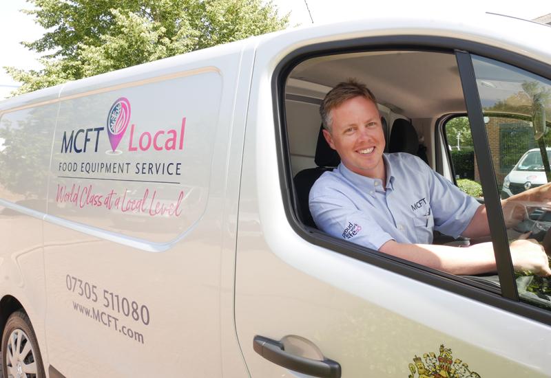 Phil Davies, MCFT franchisee, Nottinghamshire