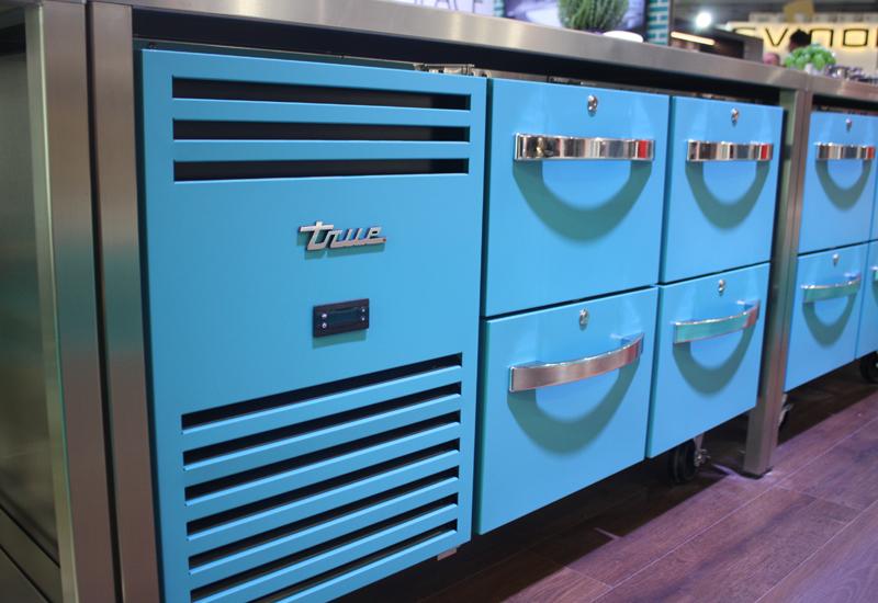 True Refrigeration stand HOST 2019