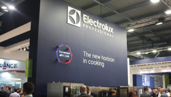 Electrolux Professional stand 1 HOST 2019