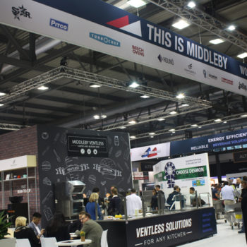 Middleby stand HOST 2019