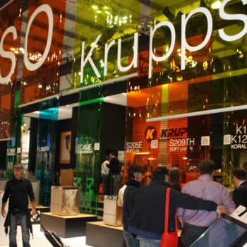 Krupps stand HOST 2013