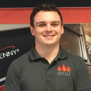 Laim Nally, regional sales manager, London and the South East