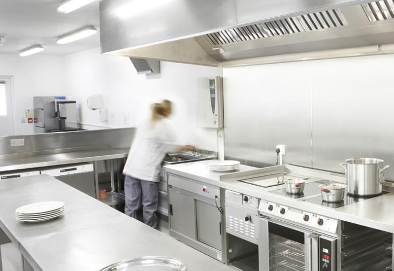 Target Catering Equipment kitchen 2