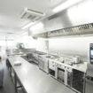 Target Catering Equipment kitchen 1
