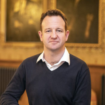 Nick Collins, CEO