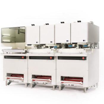 Picnic automated high-volume pizza platform