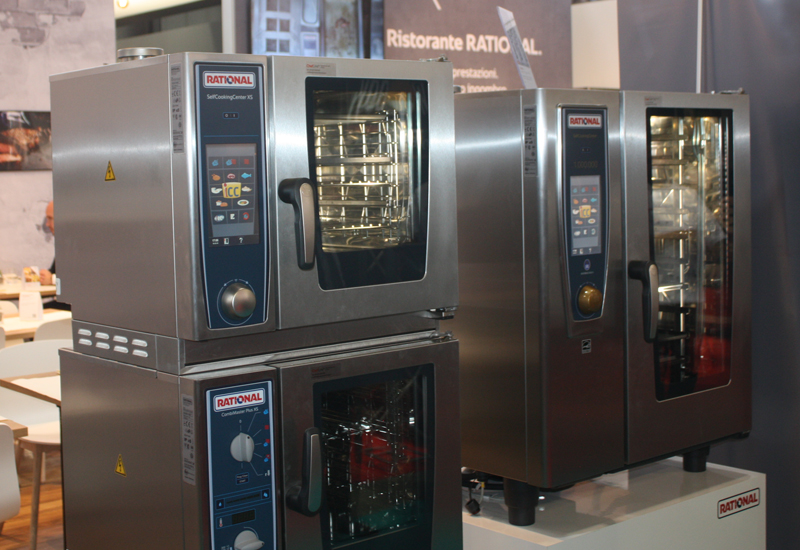 Rational stand HOST 2019