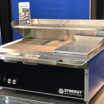 Synergy Grill Trilogy range