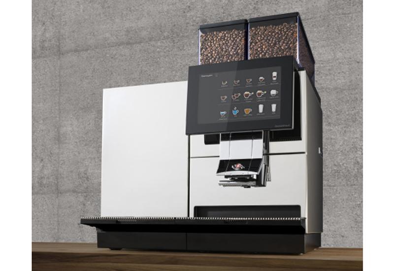 Thermoplan coffee machine