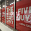 Five Guys Baker Street