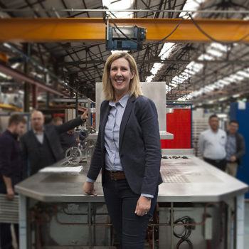 Clare Smyth, owner, Core