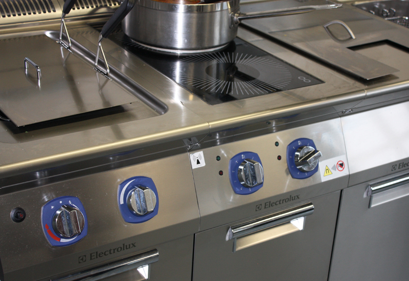 Electrolux Professional cooking suite
