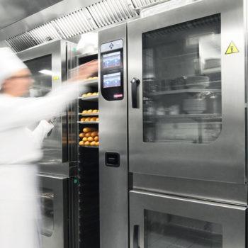 MKN combi oven