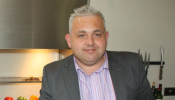Chris Jones, group managing director