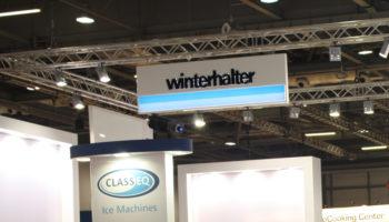 Winterhalter stand