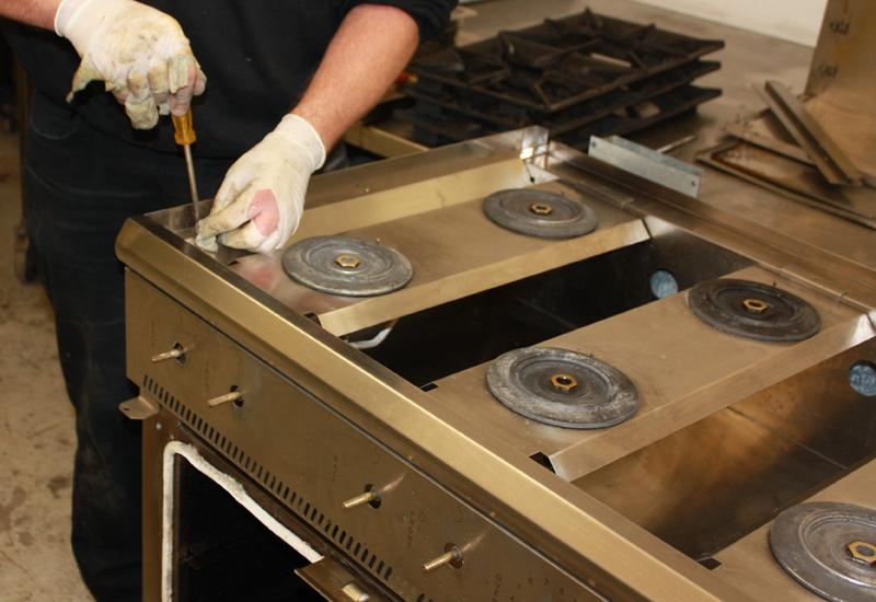 Catering equipment repair